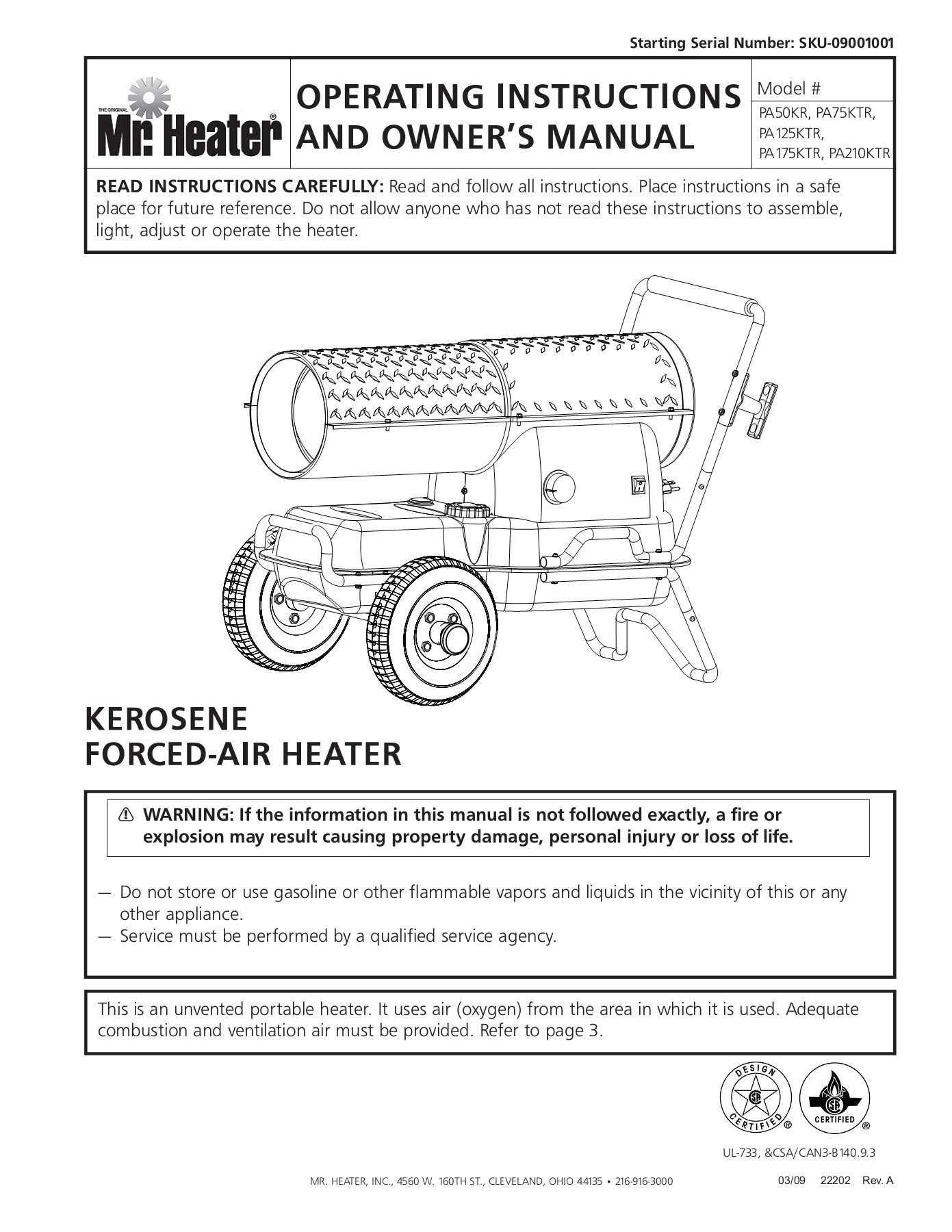 31 Mr Heater Parts Diagram