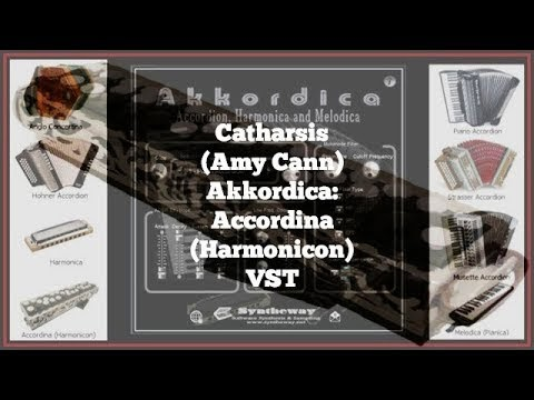 Virtual Accordion VST: Catharsis (Amy Cann) Akkordica