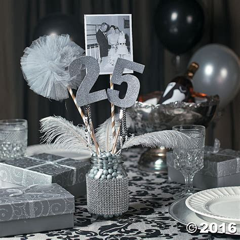 The 25  best DIY 25th wedding anniversary party ideas on