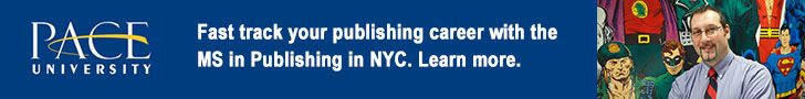 MS in Publishing at PACE University