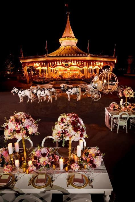 You Can Now Get Married At Disney World At Night And Have