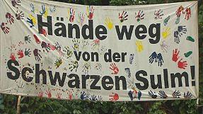 Le centrali idroelettriche in Austria: un futuro oscuro per lo Schwarze Sulm