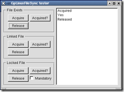 GpLinuxFileSync tester