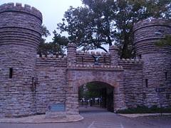 Point Park entrance
