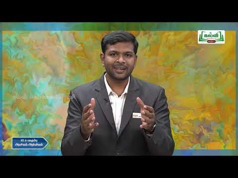 12th  Political Science தேச கட்டமைப்பின் சவால்கள் அலகு  7  Kalvi TV