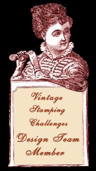 Vintage Stamping Challenges