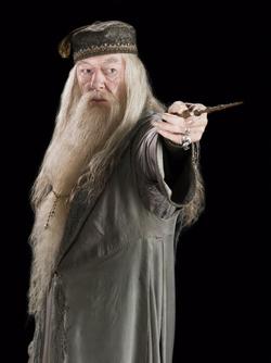 Dumbledore es lo máximo