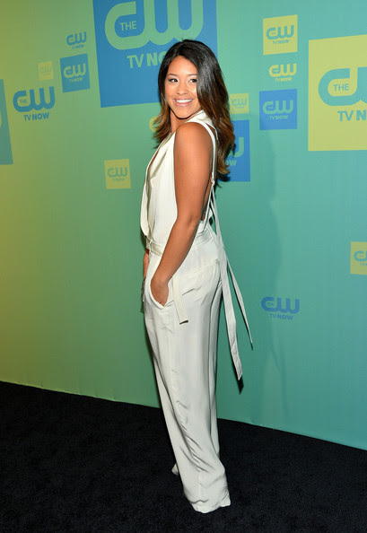 Gina Rodriguez - The CW Network's Upfront Presentation