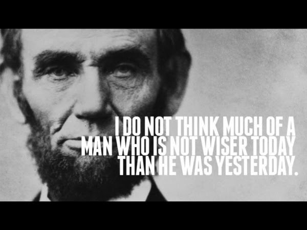 Quotes By Abraham Lincoln Wisdom To Inspire