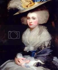 daughter of John and Abigail Adams, Nabby died of breast cancer in 1813