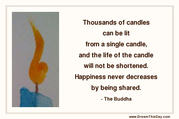 Candles Quotes - Inspirational Quotes about Candles