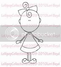 Lollipop Maisie