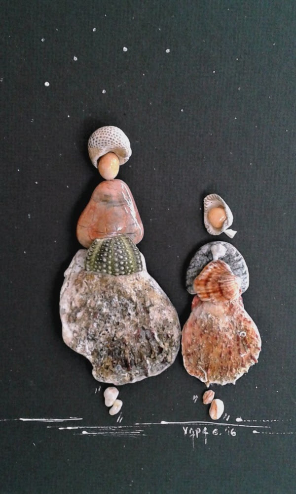 Handy Rock And Pebble Art Ideas For Many Uses31