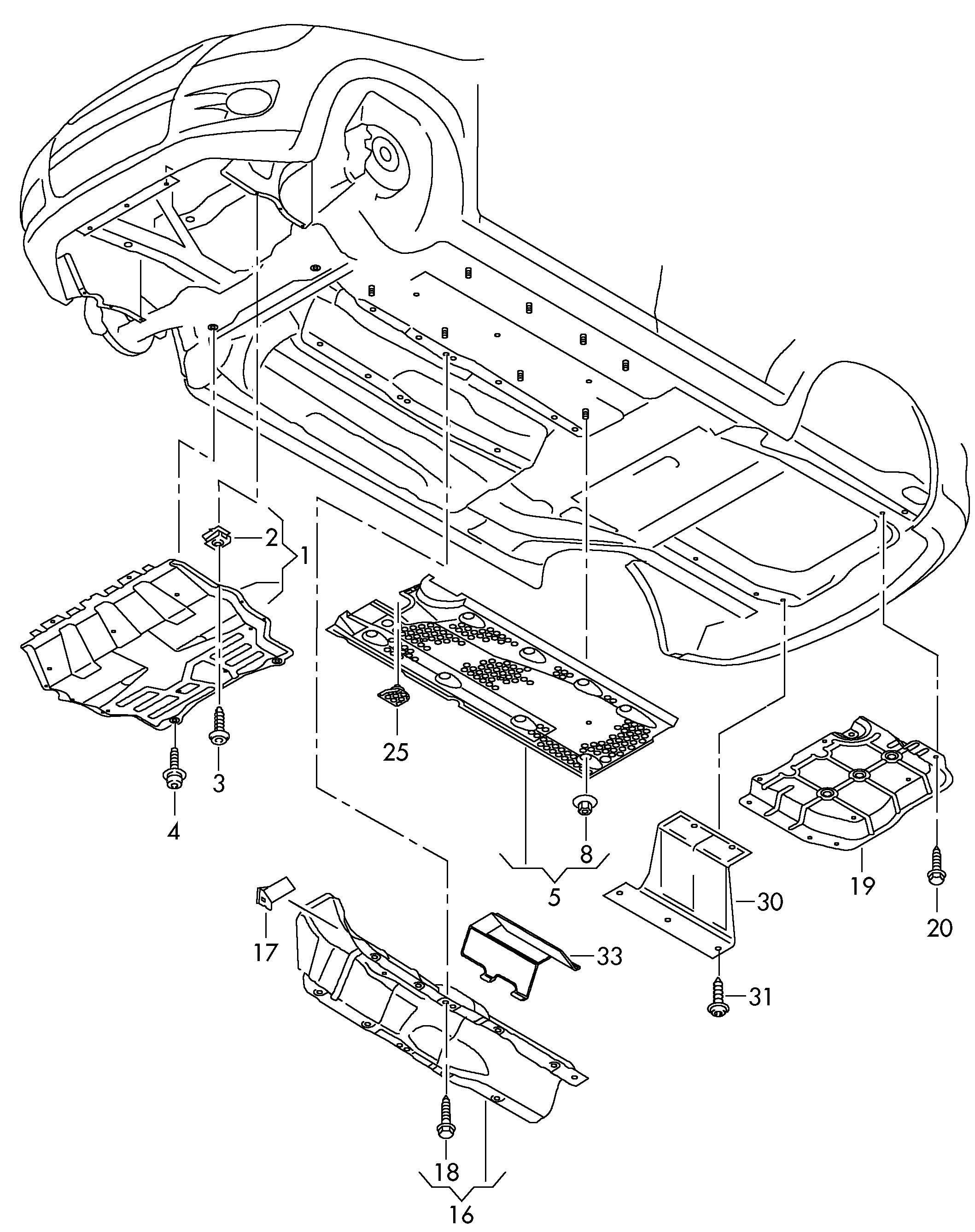 Volkswagen Sharan Fuse Box Diagram
