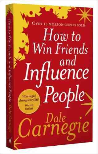 كيف تكسب الأصدقاء وتؤثر في الناس - الكتب الاكثر مبيعا في التاريخ
