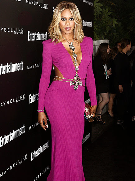 Laverne Cox to Be the First Transgender Actor to Play a Transgender Main Character on a Broadcast TV Show| Orange Is the New Black, TV News, Katherine Heigl, Laverne Cox