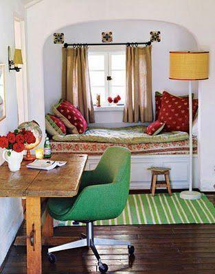 berengia:  Green Chair