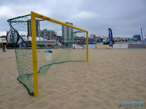 Campos de praia da Figueira da Foz / Buarcos #10 - Futebol na areia com balizas grandes (2) [en] Game fields on the beach of Figueira da Foz / Buarcos - Football in the sand with big goals