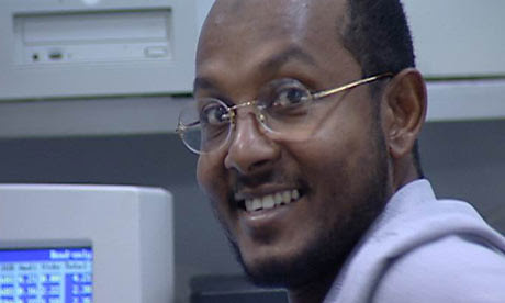 Sami al-Haj, a journalist for Al-Jazeera, who was held prisoner by the United States government at the Guantanamo Bay prison for alleged terrorists. He is taking legal action against former President George Bush for false imprisonment and torture. by Pan-African News Wire File Photos