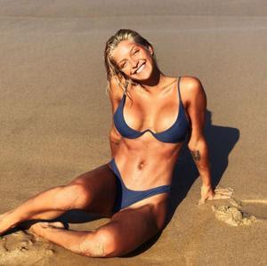 Beatriz Moniz Ramos sensual nas redes sociais em tempos passados