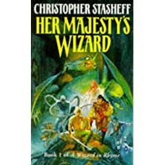 Her Majesty's Wizard cover