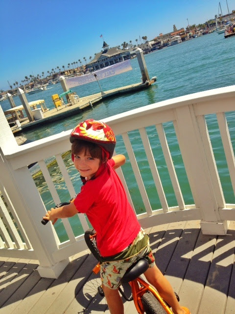 Summer tips for entertaining the kids outdoors