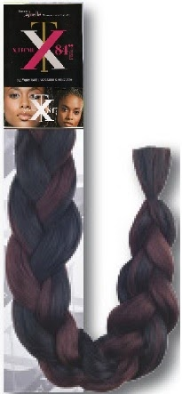 Igarni: Xpression Pre Stretched Braiding Hair Color Chart