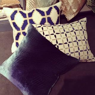 Kevin o'brien pillows.. My fave