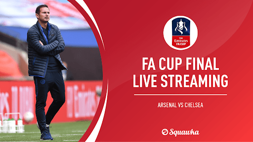 Avatar of FA Cup final live stream: Watch Chelsea v Arsenal online