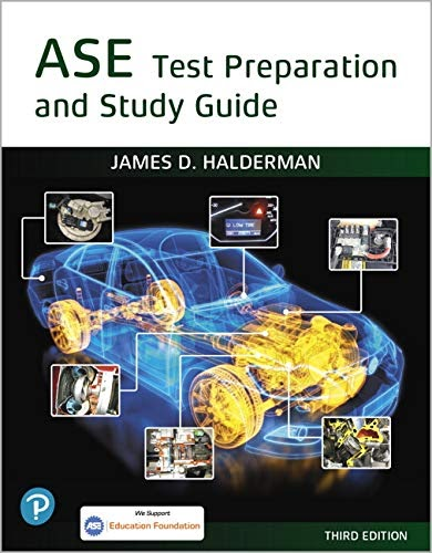 ase study test guide automotive prep series halderman pearson edition books 3rd pdf diesel engine comprehensive education sharing isbn