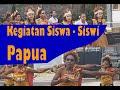 Kreatifitas Siswa - Siswi Papua di Kabupaten Buleleng, Bali.