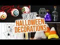 Easy Halloween Room Decor Diy