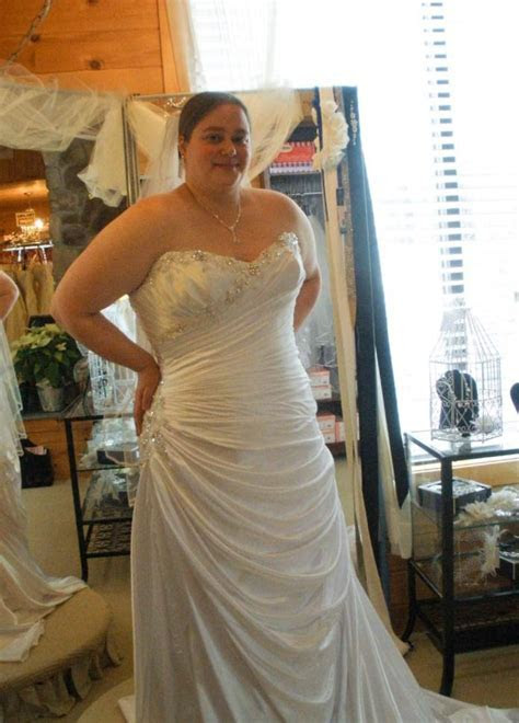 Wedding dress undergarments plus size   PlusLook.eu Collection