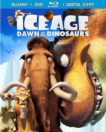 Ice Age – Dawn Of The Dinosaurs 2009 Dual Audio Hindi 720p BluRay 480p
