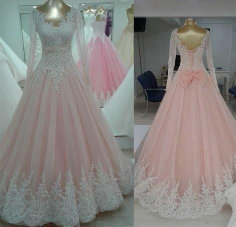 AW7 Long Sleeves Lace Custom Made Fashionable Plus Size