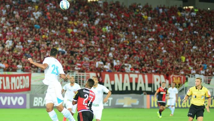 Flamengo x Avaí (Foto: Alexandre Lago/GloboEsporte.com)