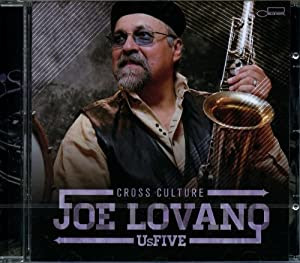 Joe Lovano - Cross Culture  cover