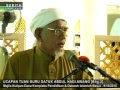 Datuk Seri Abdul Hadi - Majlis Kutipan Dana Komp. Pendidikan & Dakwah Islamiah Besut [Bhg.3]
