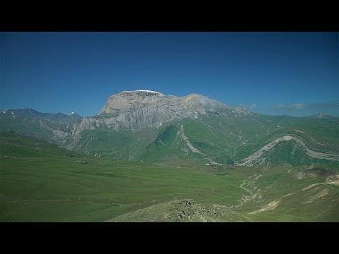 Kalandok a Shahdag-hegyen, Azerbajdzsánban