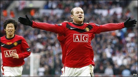 Wayne Rooney started on the bench but finished as the hero