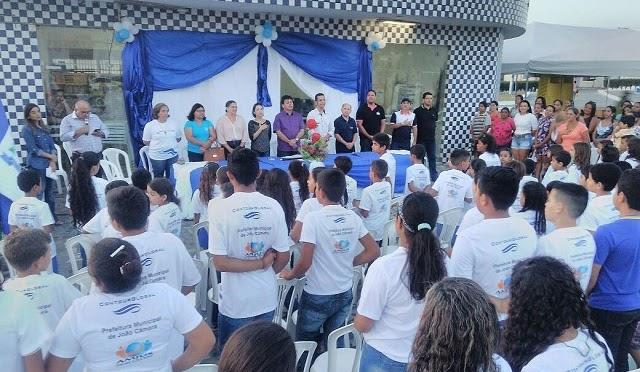 Projeto social Ventos de Asa Branca é lançado nos municípios de Parazinho e João Câmara