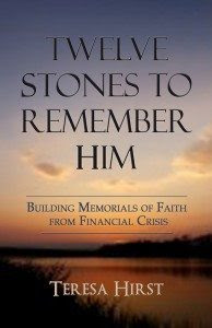 Twelve Stones to Remember Him Book Cover Image