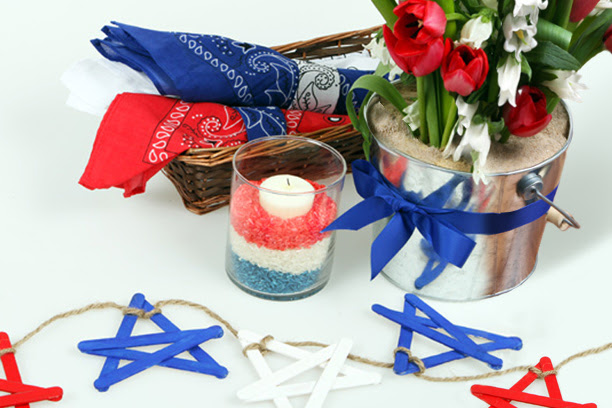 July 4th Table Decorations - Fourth of July   Epicurious.
