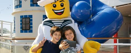 Image result for msc cruise lego