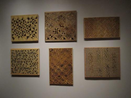 Textile Museum Kuba Display