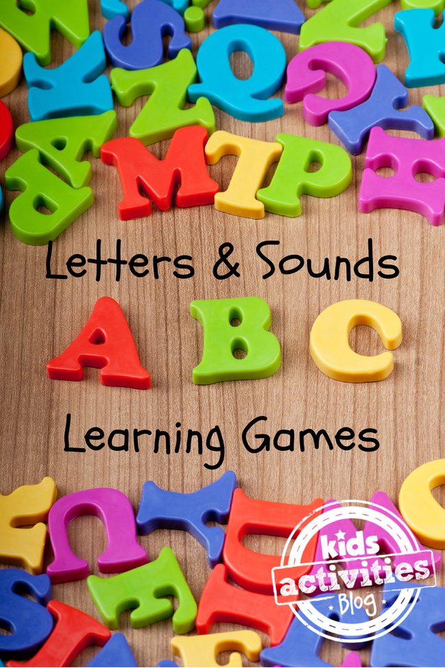 Learn the ABCs from iHeartLiteracy #ABCs #alphabet #ELA #earlyliteracy #teaching #preschool #kindergarten