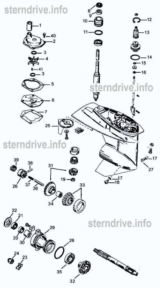Mercury Outboard Engine Parts Diagram Wiring Diagram For 4 2 Ohm Subs Jimny Waystar Fr
