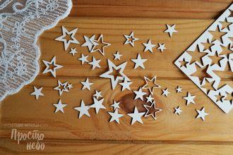 Скругленные звезды