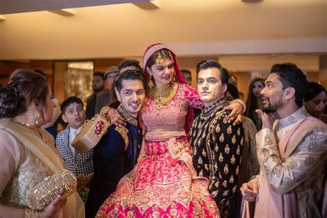 In Pictures: Mohsin Khan's sister, Zeba's wedding pictures