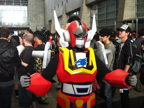 What Mecha is this? Mazinger?